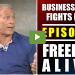 WATCH: Mat Staver on Freedom Alive! <br />—with Business Owner Alfie Oakes